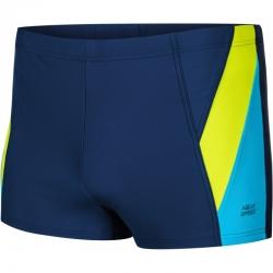 Spodenki pływackie Kąpielówki męskie LOGAN granatowe Aqua Speed