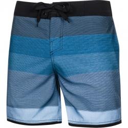 Szorty pływackie Spodenki kąpielowe NOLAN szaro-niebieskie Aqua Speed