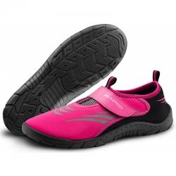 Buty do wody MODEL 27 C różowo-czarne Aqua Speed