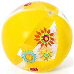 Piłka plażowa 51 cm Flowers