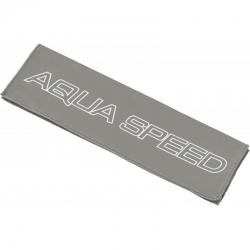 Ręcznik DRY FLAT 50x100 cm szary Aqua Speed