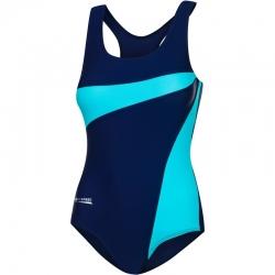 Strój kąpielowy MOLLY granatowo-niebieski 42 Aqua Speed