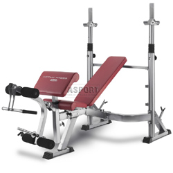 Ławka pod sztangę G330 OPTIMA PRESS BH Fitness