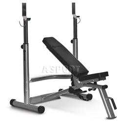 Ławka pod sztangę ADONIS PLUS Horizon Fitness
