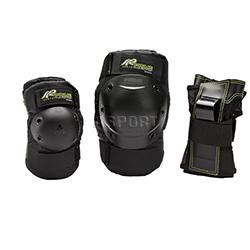 Ochraniacze na nadgarstki, łokcie, kolana PRIME W PAD SET K2 Rozmiar L
