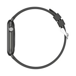 Zegarek SMARTWATCH RNCE56 iOS Android  + USB RUBICON Czarny
