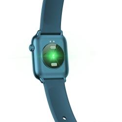 Zegarek SMARTWATCH PRO RNCE57 iOS Android  + USB RUBICON Niebieski