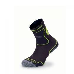 Skarpety sportowe na rolki KIDS SOCKS czarno-zielone Rollerblade