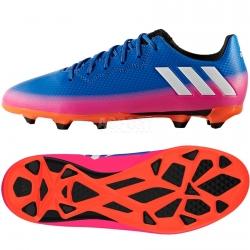 Buty młodzieżowe treningowe półprofesjonalne korki lanki MESSI 16.3 FG Adidas