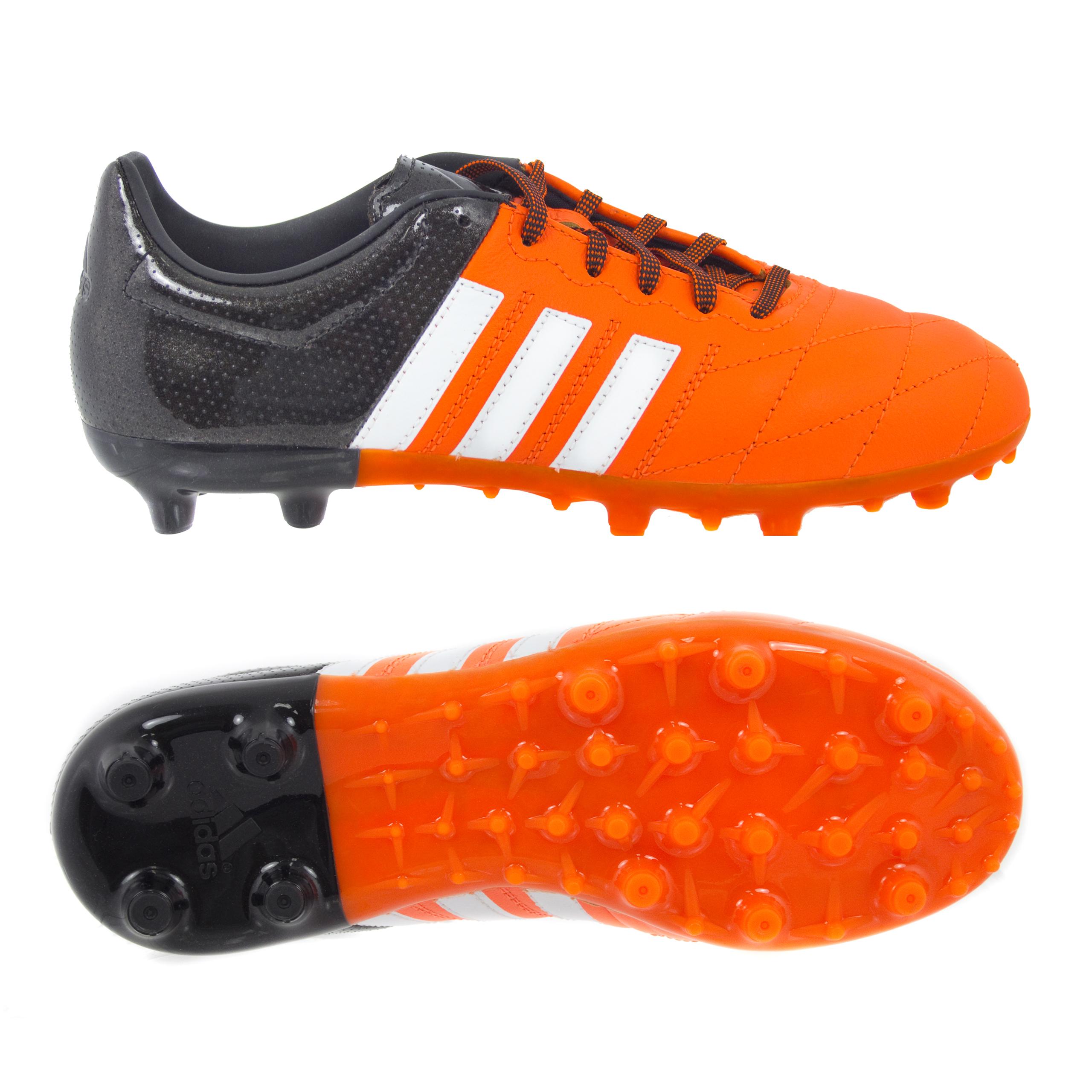 be3ded4d1c764d Kinder Fußballschuhe Fußball Schuhe ACE 15.3 FG AG LEATHER J Adidas ...