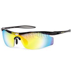 Okulary sportowe, polaryzacyjne, powłoka revo EXCLAME S-196A Arctica
