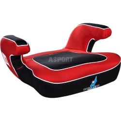 Fotelik samochodowy, dziecięcy, booster, 15-36kg LEO red Caretero