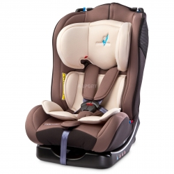 Fotelik samochodowy dziecięcy, regulowany 0-25kg COMBO beżowy Caretero