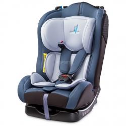 Fotelik samochodowy dziecięcy, regulowany 0-25kg COMBO granatowy Caretero