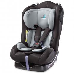 Fotelik samochodowy dziecięcy, regulowany 0-25kg COMBO czarny Caretero