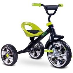 Rowerek dziecięcy, 3-kołowy, metalowa rama YORK 3-5 lat Toyz
