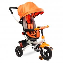 Rowerek 3-kołowy 3-5lat WROOM pomarańczowy Toyz