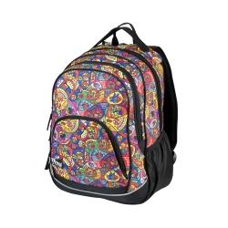 Plecak szkolny FLOW 26l wielokolorowy Easy