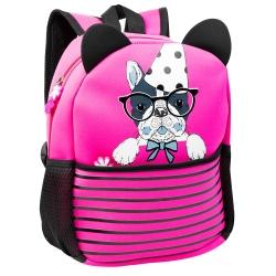 Plecak przedszkolny Easy Pies różowy
