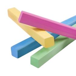 Kreda szkolna 6 kolorów EASY