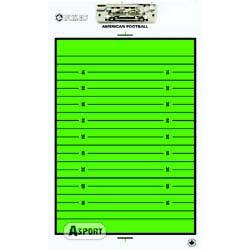 Tablica trenerska - Futbol amerykański 9505AF Fox 40