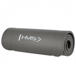 Gruba mata do jogi, pilates, ćwiczeń fitness 183x61x1,5cm YM04 HMS