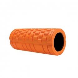 Wałek fitness roller FS110 pomarańczowy 33cm HMS