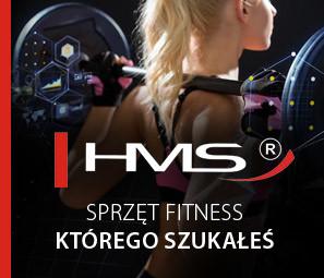 HMS sprzęt fitness którego szukałeś