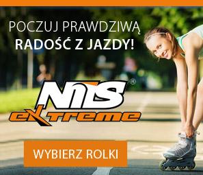 Nils extreme Poczuj prawdziwą radość z jazdy