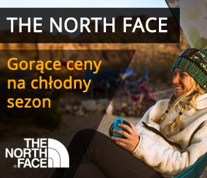 The North Face - gorące ceny na chłodny sezon