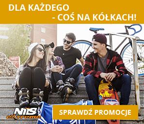 Nils Dla każdego coś na kółkach