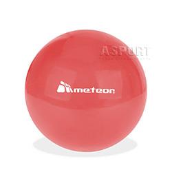 Piłka do pilates, do ćwiczeń 18 cm czerwona Meteor