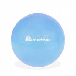 Piłka do pilates, do ćwiczeń 20 cm niebieska Meteor