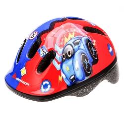 Kask ochronny, dziecięcy, rowerowy, na rolki, wrotki MV6-2 AUTO