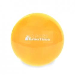 Piłka gumowa 20 cm pomarańczowa Meteor
