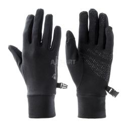 Rękawiczki sportowe WX 301 czarne Meteor