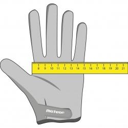 Rękawiczki sportowe WX 551 Meteor