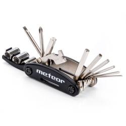 Multitool rowerowy Klucz rowerowy z akcesoriami Meteor