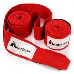 Bandaż bokserski 2,8 m 2 szt. czerwony