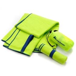 Ręcznik szybkoschnący S 42x55 cm zielony Meteor