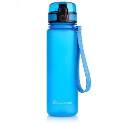 Butelka na wodę Bidon 500 ml niebieska Meteor