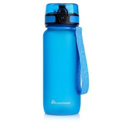 Butelka na wodę Bidon 650 ml niebieska Meteor