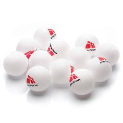 Piłeczki do tenisa stołowego 12 szt. białe