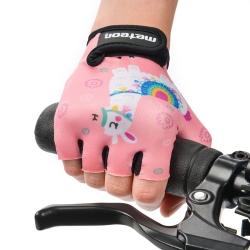 Rękawiczki rowerowe JUNIOR LAMA Meteor