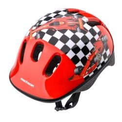 Kask ochronny, dziecięcy, rowerowy KS06 RACE TEAM