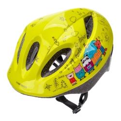 Kask rowerowy z regulacją KS05 animal friends