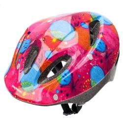 Kask dziecięcy, ochronny, rowerowy, na rolki KS05 abstract