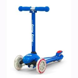 Hulajnoga 3-kołowa, dziecięca ZAPP Deep Blue niebieska