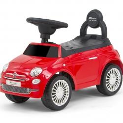 Jeździk dziecięcy Fiat 500 czerwony