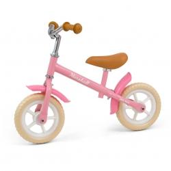 Rowerek biegowy Marshal różowy Milly Mally